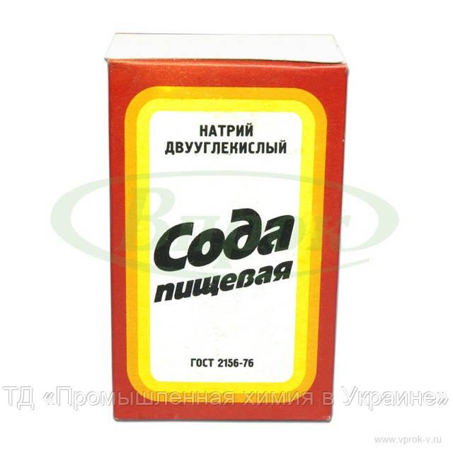 Сода пищевая, бикарбонат натрия (Россия) - ТД «Промышленная химия в Украине» в Киеве