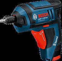 Аккумуляторный шуруповерт Bosch GSR Mx2Drive Professional (1,8 А/ч, 580 об/мин)
