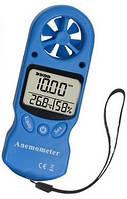 Анемометр термо-гигрометр 3 в 1 SR5803 ( 2178 ) (0,3-30 м/с) (0%-99%) (-10 to 50ºC)