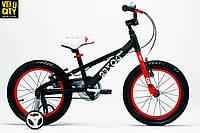 "Велосипед RoyalBaby Bull Dozer 18""  Official UA, фото 1"