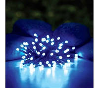 Гирлянда на 200 LED синяя