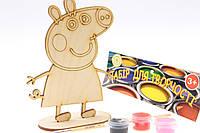 """Набор-Раскраска 3D для детей """"Свинка Пеппа"""""""
