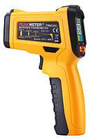 Пирометр PeakMeter PM6530C (IR :-50...+800°C; Термопара: -40...+1000 °C) DS:12:1; EMS:0,1-1,00