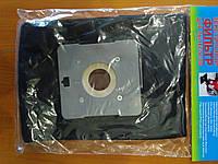 Мешок пылесоса универсальный, 2.5л, замок-молния, Samsung (см 2571)