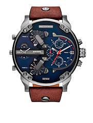 Мужские часы Diesel Brave, кварцевые, элитные часы Дизель Брейв, реплика отличное качество!