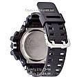 Электронные часы Casio G-Shock GW A1100 Black Silver, спортивные часы Джи Шок(черные), реплика отличное качество!, фото 2