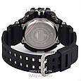 Электронные часы Casio G-Shock GW A1100 Black Gold, спортивные часы Джи Шок(черно золотистые), реплика отличное качество!, фото 2