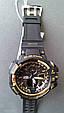 Электронные часы Casio G-Shock GW A1100 Black Gold, спортивные часы Джи Шок(черно золотистые), реплика отличное качество!, фото 4