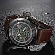 Армейские часы AMST 3003, кварцевые, противоударные, армейские часы АМСТ 3030, реплика отличное качество!, фото 2