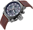 Армейские часы AMST 3003, кварцевые, противоударные, армейские часы АМСТ 3030, реплика отличное качество!, фото 5