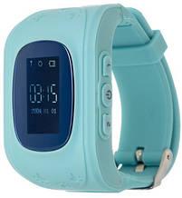 Детские часы с GPS трекером ERGO GPS TRACKER KID`S K010 BLUE 6335485 Голубые