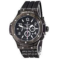 Мужские наручные часы Hublot Big Bang All Black, механические часы с автоподзаводом Хублот