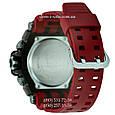Электронные часы Casio G-Shock GWA-1045 Black-Red Wristband, спортивные часы Джи Шок черный-красный, реплика отличное качество!, фото 2