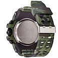 Электронные часы Casio G-Shock Ferrari Grade Militari-Green, спортивные часы Джи Шок феррари военные, камуфляж, реплика отличное качество!, фото 2