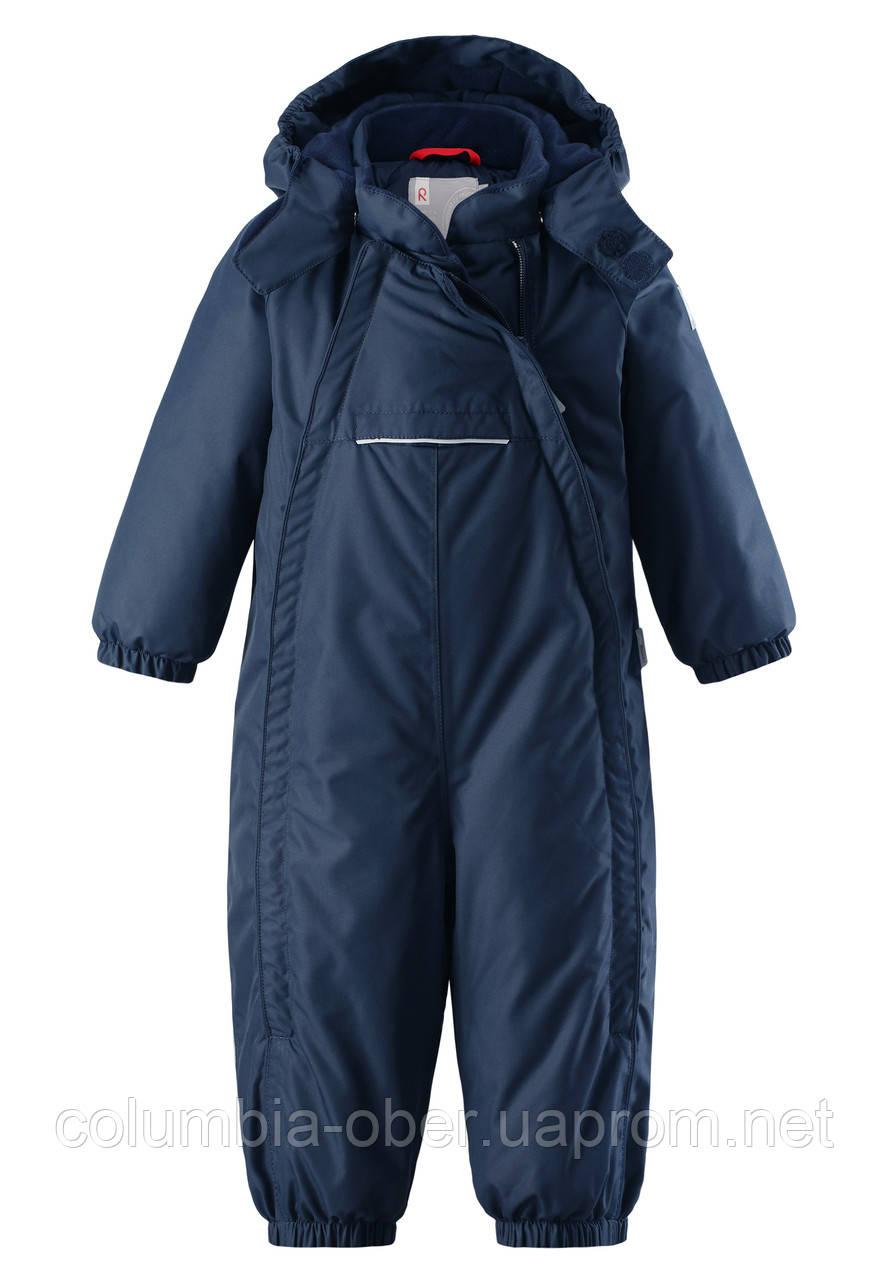 Детский зимний комбинезон для мальчика ReimaTEC 510269-6980. Размеры 80 и 86.