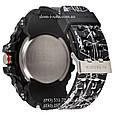 Электронные часы Casio G-Shock GG-1000 Mud-Black, спортивные часы Джи Шок черный, реплика отличное качество!, фото 2