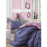 Комплект постельного белья евро размера Cotton Box LIKE GULKURUSU CB56
