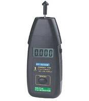 Тахометр контактный Walcom DT-2235B (от 5 до 19 999 об/мин)