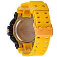 Электронные часы G-Shock Casio GWL-50 Black-Yellow Wristband, спортивные часы Джи Шок черный-желтый , реплика отличное качество!, фото 2