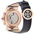 Мужские часы Patek Philippe Grand Complications Power Tourbillon Black-Gold-Black, механические, элитные часы, реплика отличное качество!, фото 2