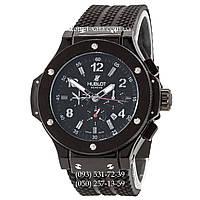 Мужские наручные часы Hublot Big Bang Classic Automatic All Black, механические часы с автоподзаводом Хублот