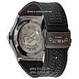 Мужские наручные часы Hublot Classic Fusion Black-Silver Crystal, Хублот классик, реплика отличное качество!, фото 2