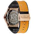 Мужские наручные часы Hublot 882888 Classic Fusion Brown-Gold-Crystal, Хублот классик, реплика отличное качество!, фото 2