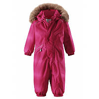 Детский зимний комбинезон для девочек ReimaTEC LAPPI 510267F-3566. Размеры 74 - 92., фото 1