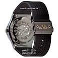 Мужские наручные часы Hublot 882888 Classic Fusion Crystal Black-Silver-Black, Хублот классик, реплика отличное качество!, фото 2