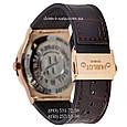 Мужские наручные часы Hublot 882888 Classic Fusion Crystal Brown-Gold-Brown, Хублот классик, реплика отличное качество!, фото 2