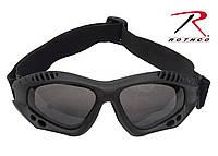 Тактические очки противоосколочные (маска баллистическая) стандарт ANSI-Z87-1, ROTHCO