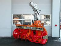Снегоочиститель ZAUGG SF 90-100 HT, фото 1