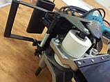 Машинка кромкооблицовочная ручная Virutex AG 98F для наклеивания кромки толщиной до 1 мм, ширина 50 мм, фото 7