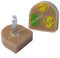 Набойки полиуретановые SUPERTOP со штырём 2.5 мм
