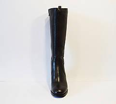 Женские зимние сапоги с натуральным мехом Respect, фото 3