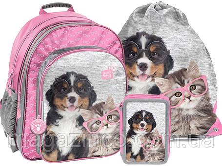 Рюкзак школьный с собакой рюкзаки рыболовные р-85
