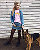 Футболка Thrasher розовая | Бирка | Реальные фото, фото 2