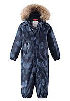 Зимний комбинезон для девочки ReimaTEC Nuoska 510266C-6985. Размеры 80 - 98.