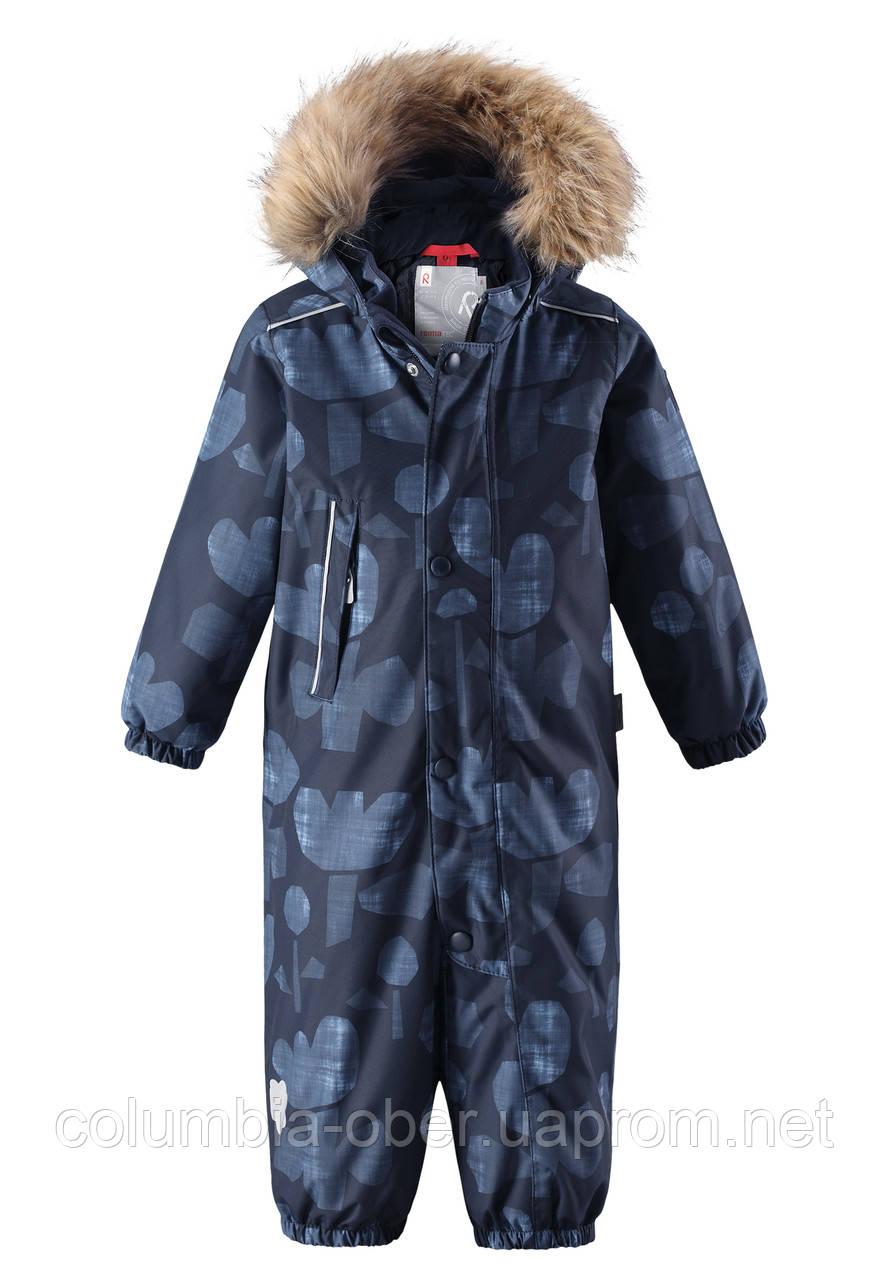 Зимний комбинезон для девочки ReimaTEC Nuoska 510266C-6985. Размеры 86 и 92.