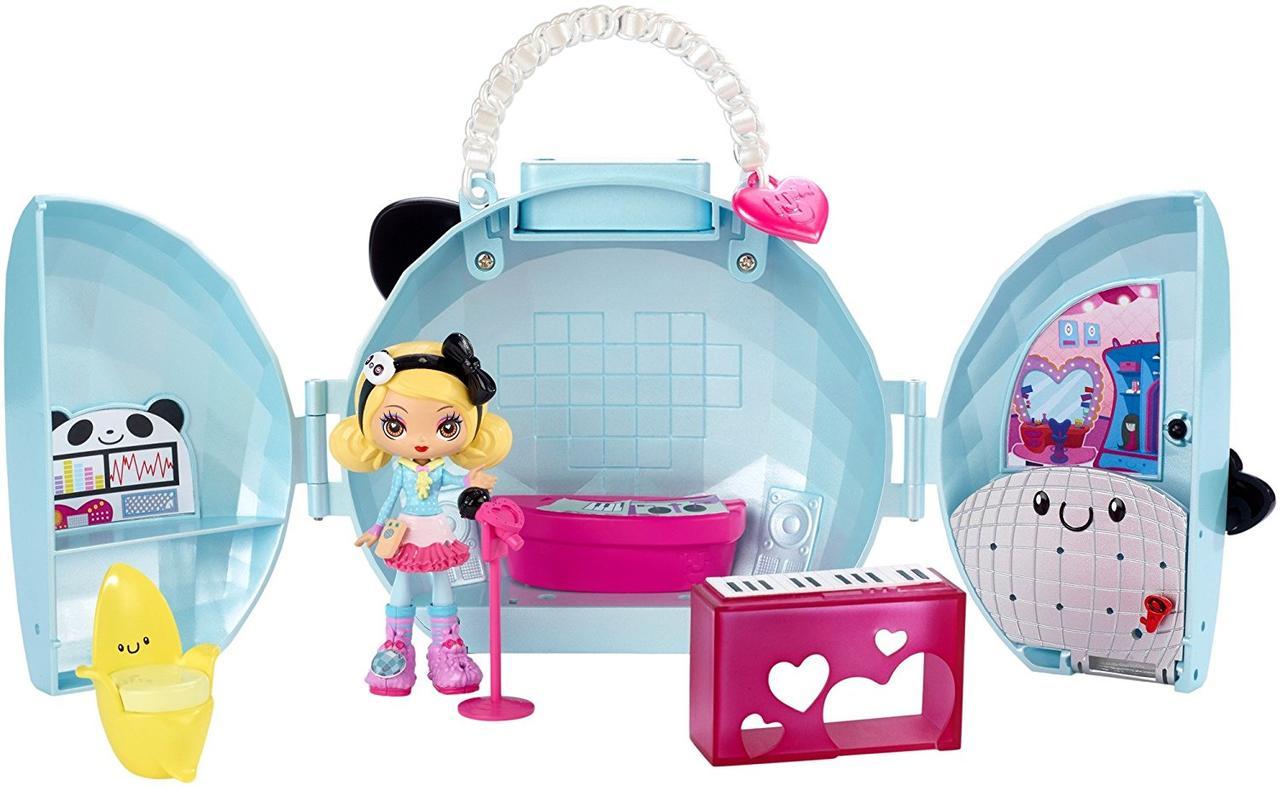 Набор кукла Куу Куу Харадзюку домик-сумочка Kuu Kuu Harajuku G's Purse Playset
