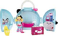 Набор кукла Куу Куу Харадзюку домик-сумочка Kuu Kuu Harajuku G's Purse Playset, фото 1