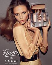 Gucci By Gucci туалетная вода 75 ml. (Гуччи Бай Гуччи), фото 3
