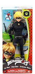 Кукла Супер-кот Miraculous Cat Noir Fashion Doll ( шарнирная)