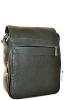 Мужская классическая сумка-планшет из натуральной кожи  МІС MISS4337