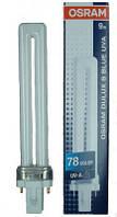 Лампа для сушки ногтей Osram DULUX S BLUE UVA 9W/78 G23