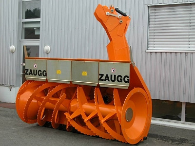 Снегоочиститель ZAUGG SF 110-125