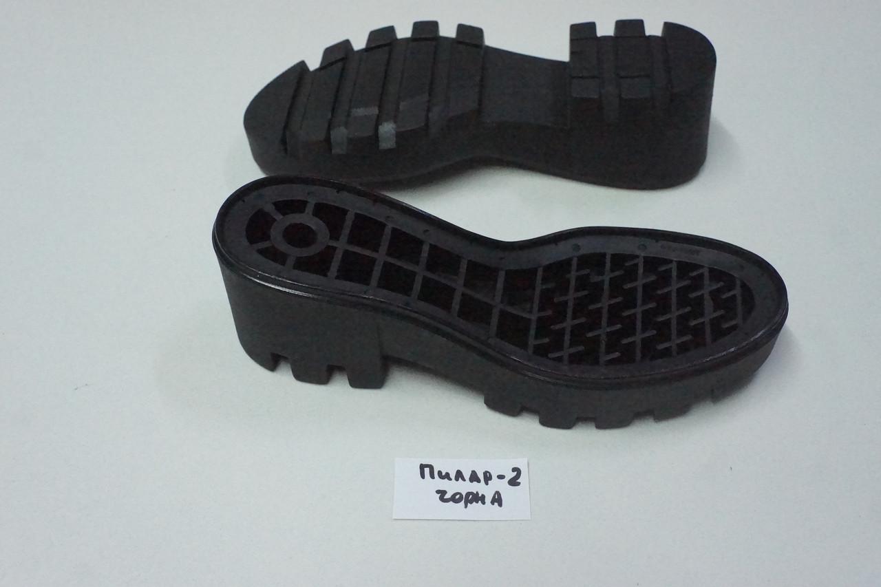 Подошва для обуви женская Пилар-2 чорна р.36-41