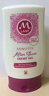 Крем гель после бритья M Lady 150 ml