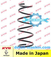 """Пружина K-Flex ходовой части на передний мост Рено Кенго (Кангу) """"KAYABA"""" Renault Kangoo (подвески) RC2280"""