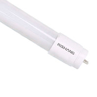 Светодиодная лампа трубчатая RISHANG T8 16Вт 4000K пластик